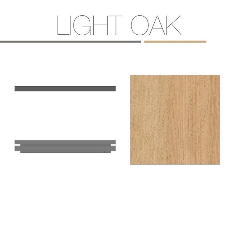 Light Oak Laminate Base Top